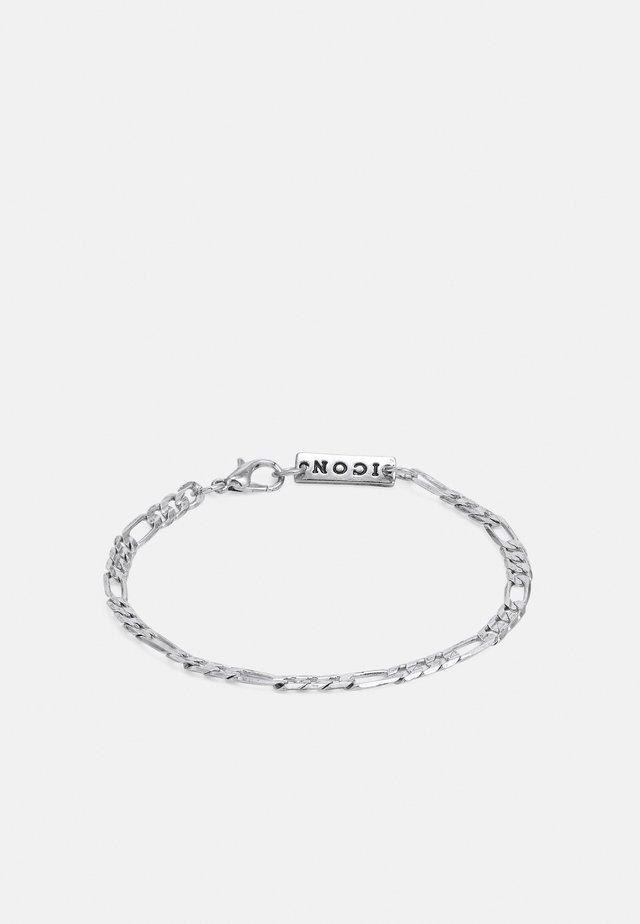 FIGARO CHAIN BRACELET - Bracciale - silver-coloured