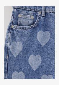 PULL&BEAR - Straight leg jeans - light blue - 5