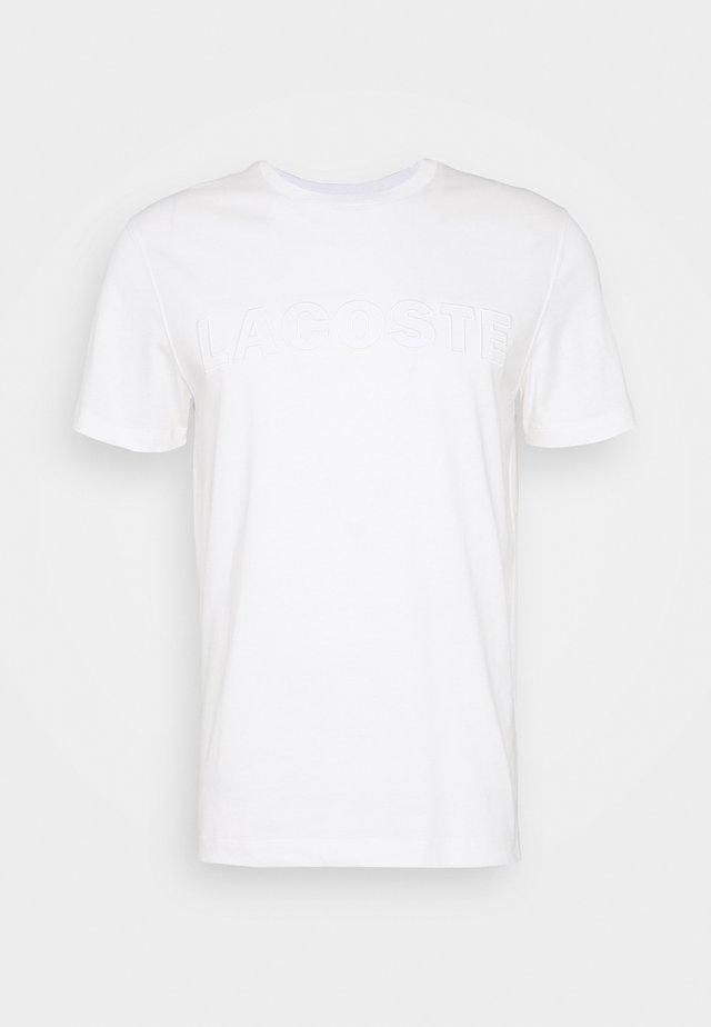 Camiseta estampada - off-white