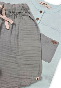 Cigit - SET - Shorts - turquoise/grey - 2