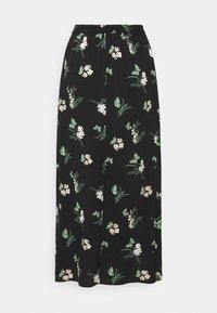 Vero Moda - VMSIMPLY EASY SKIRT - Maxi skirt - black - 6