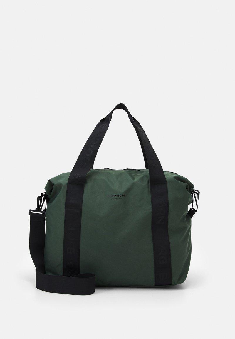 Björn Borg - ROXY SHOULDER BAG - Sportovní taška - olive