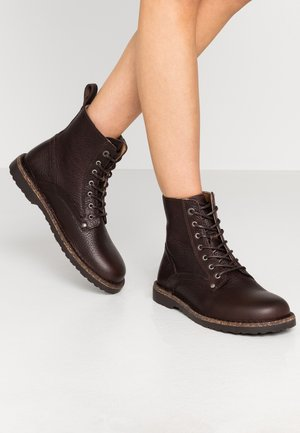 BRYSON - Lace-up ankle boots - ginger