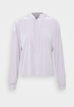 PCGIGI HOODIE - Hoodie - purple heather