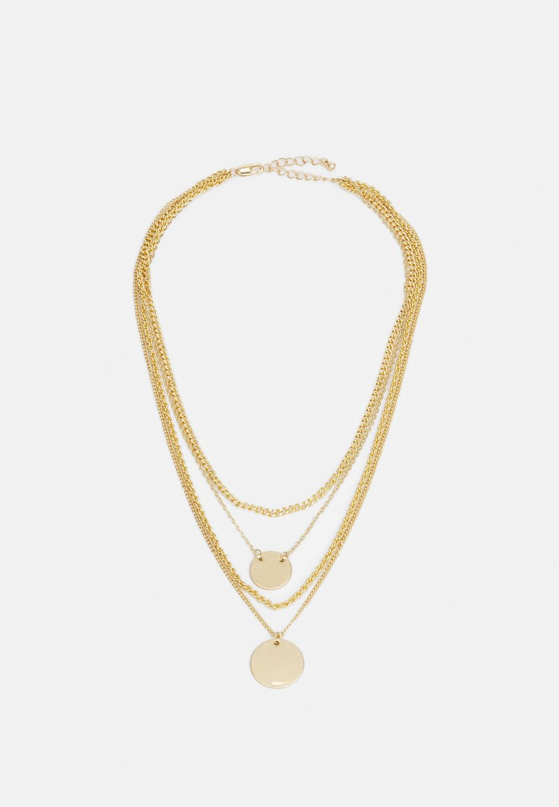 Fire & Glory - COMBI NECKLACE - Collier - gold-coloured