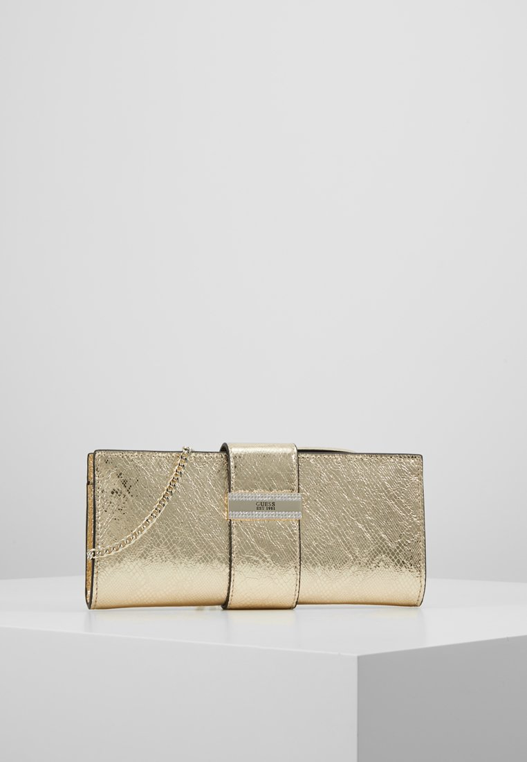 Guess - HIGHLIGHT WRISTLET - Pochette - gold