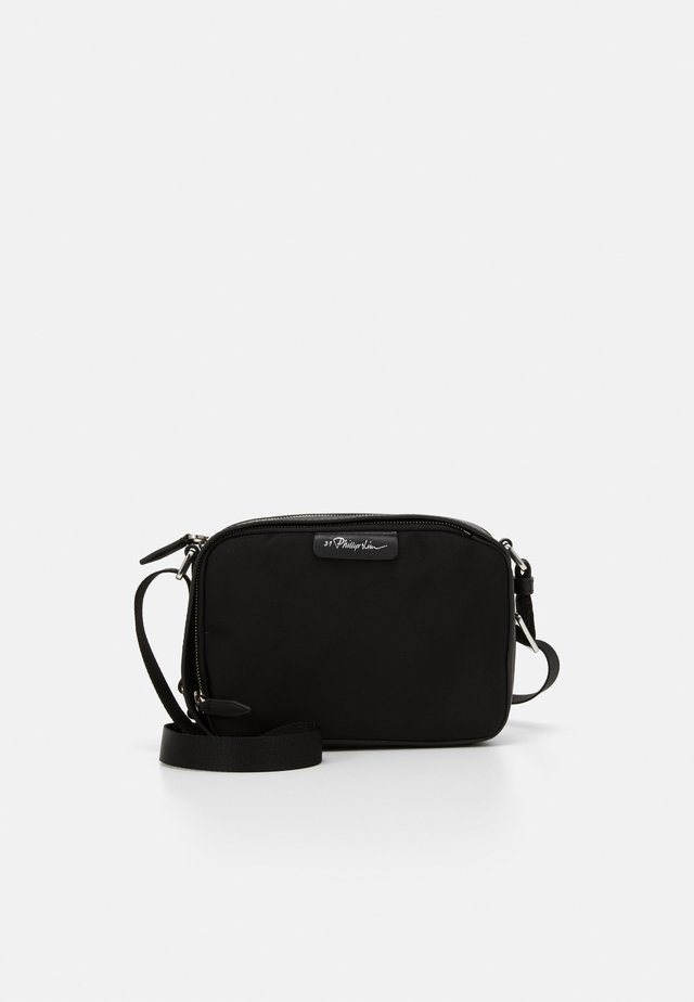 DIEGO CROSSBODY KIT UNISEX - Schoudertas - black