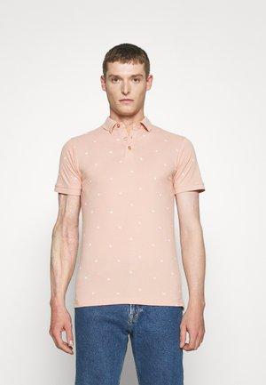 HAMPDEN - Polo shirt - cameo rose