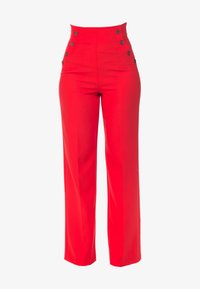 Diyas London - CHERRY - Trousers - red - 6