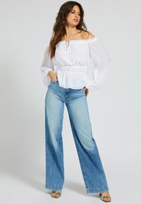 Guess - Blouse - weiß - 1