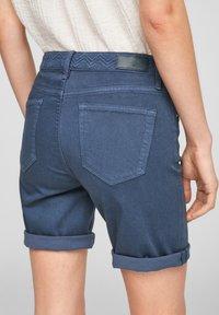 s.Oliver - Short en jean - faded blue - 3