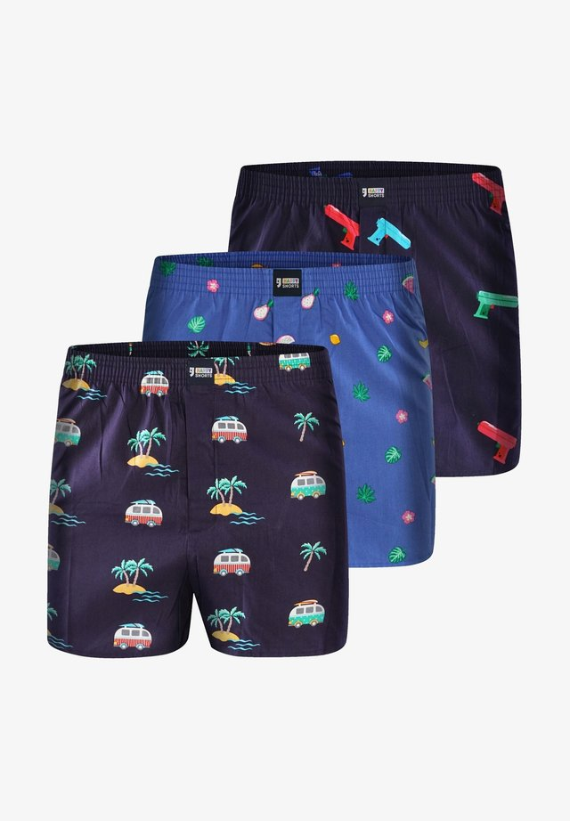 3-PACK - Boxer shorts - holiday