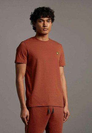 MARTIN  - T-shirt basic - terracotta orange
