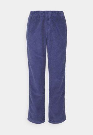 SPLASH PANT - Trousers - grape