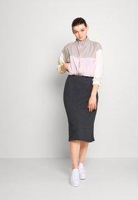ONLY - ONLSIA LIFE DRESS - Day dress - black - 1