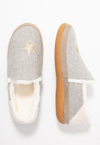 TOMS - INDIA - Hausschuh - grey - 3