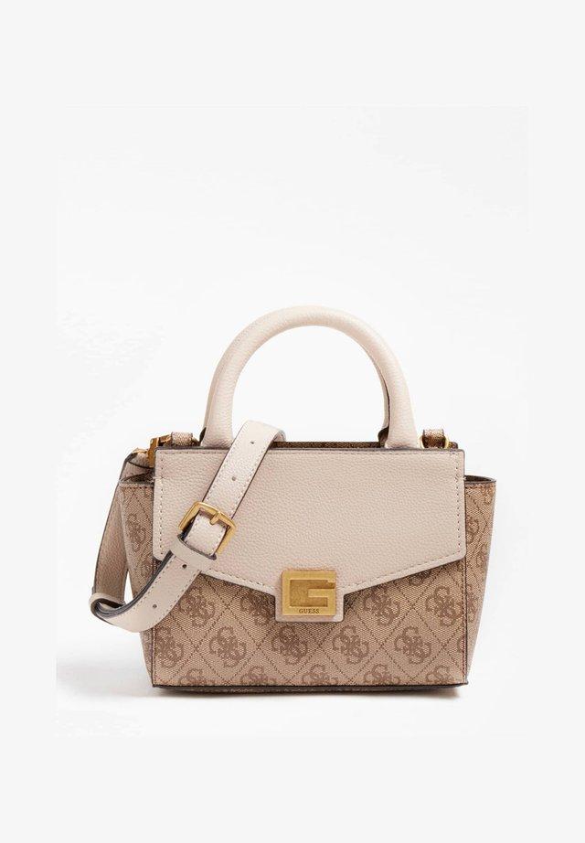 VALY 4G-LOGO - Handbag - mehrfarbig beige