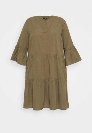 Denní šaty - ivy green