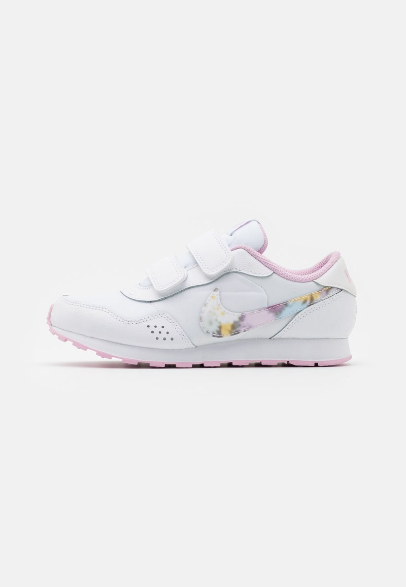 Nike Sportswear - MD VALIANT  - Sneakers laag - white/light arctic pink