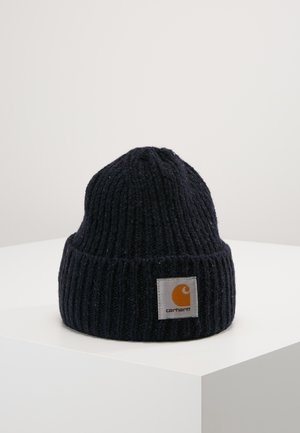 ANGLISTIC BEANIE  - Muts - dark navy heather