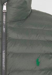 Polo Ralph Lauren - TERRA VEST - Waistcoat - charcoal grey - 7