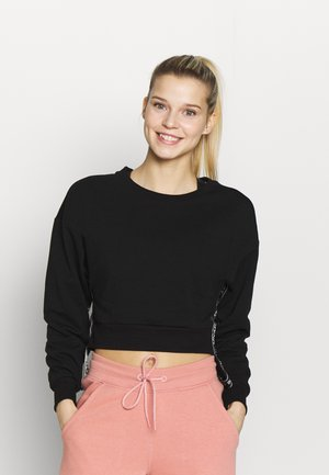 CROPPED - Sweatshirt - black