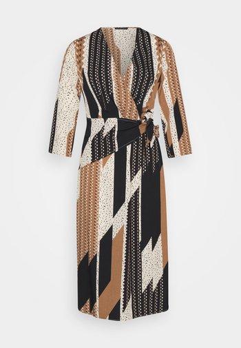 DRESS - Day dress - light brown/beige