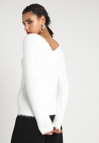 Morgan - MOOP - Strickpullover - off white - 2