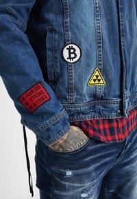 Be Edgy - DUSTY  - Veste en jean - blue denim - 4