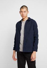 Quiksilver - GARRO  - Summer jacket - navy - 0
