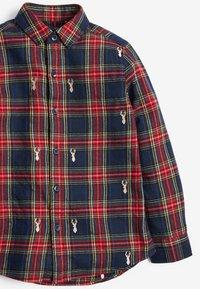 Next - Shirt - red - 2