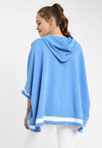 PONCHO COMPANY - Hoodie - blue - 1