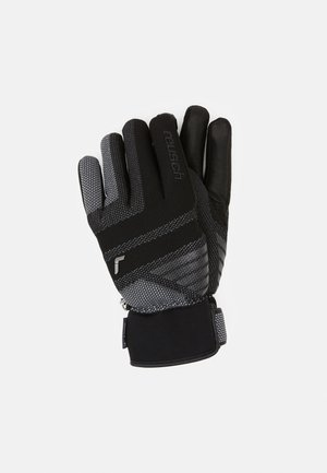 LAURIN R-TEX® XT - Gloves - black/white