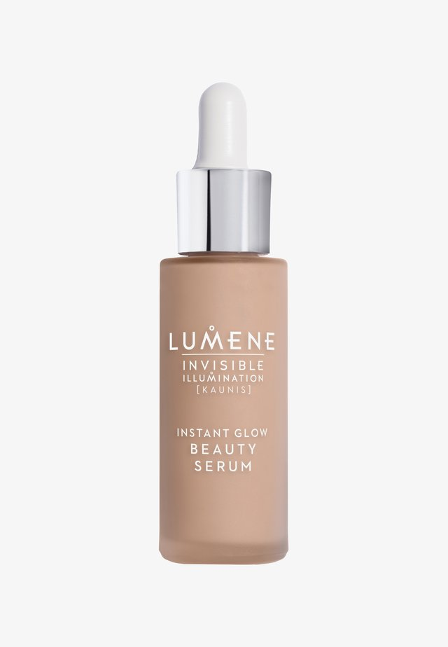 INSTANT GLOW BEAUTY SERUM 30ML - Foundation - universal dark