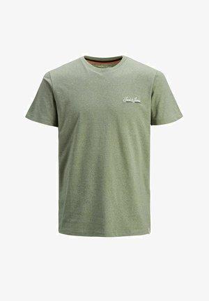 Basic T-shirt - sea spray