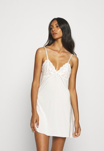 AMOUR CHEMISE - Nightie - ivory/champagne