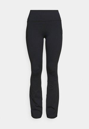 MERIDIAN FLARE PANT - Tracksuit bottoms - black