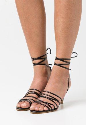 YASMIRLO - Sandals - black