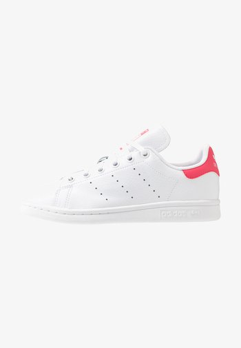 STAN SMITH - Zapatillas - footwear white/real pink