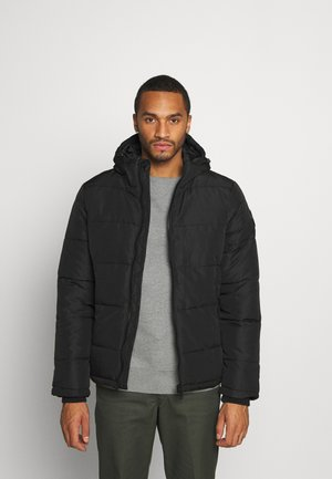 MIDWEIGHT PUFFER - Winter jacket - black