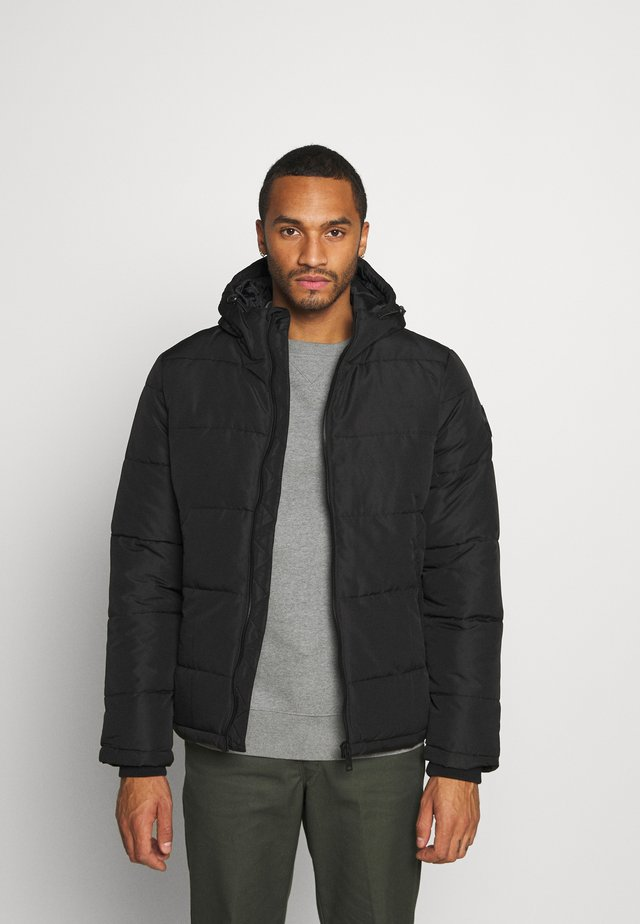MIDWEIGHT PUFFER - Giacca invernale - black