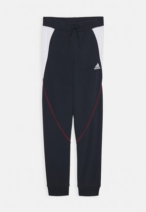BOLD PANT - Tracksuit bottoms - legend ink/white