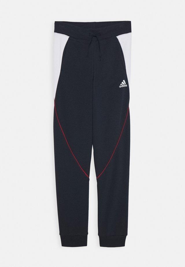 BOLD PANT - Pantaloni sportivi - legend ink/white