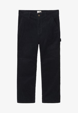 W BERKELEY CORDUROY PANT - Trousers - aviator navy