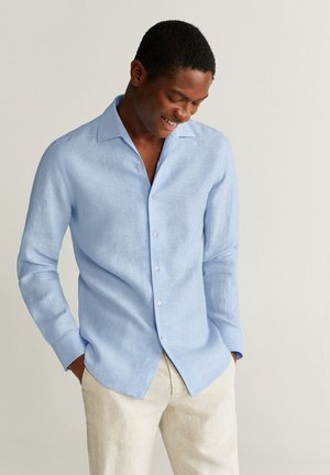 PARROT - Shirt - sky blue