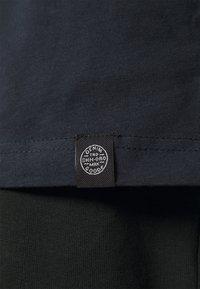 Shine Original - OVERSIZED TEE BIGUNI - T-shirt - bas - navy - 3