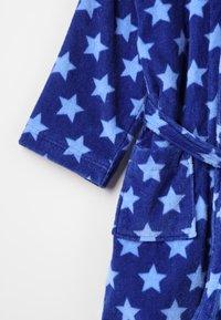 Sanetta - Dressing gown - caribian blue - 5