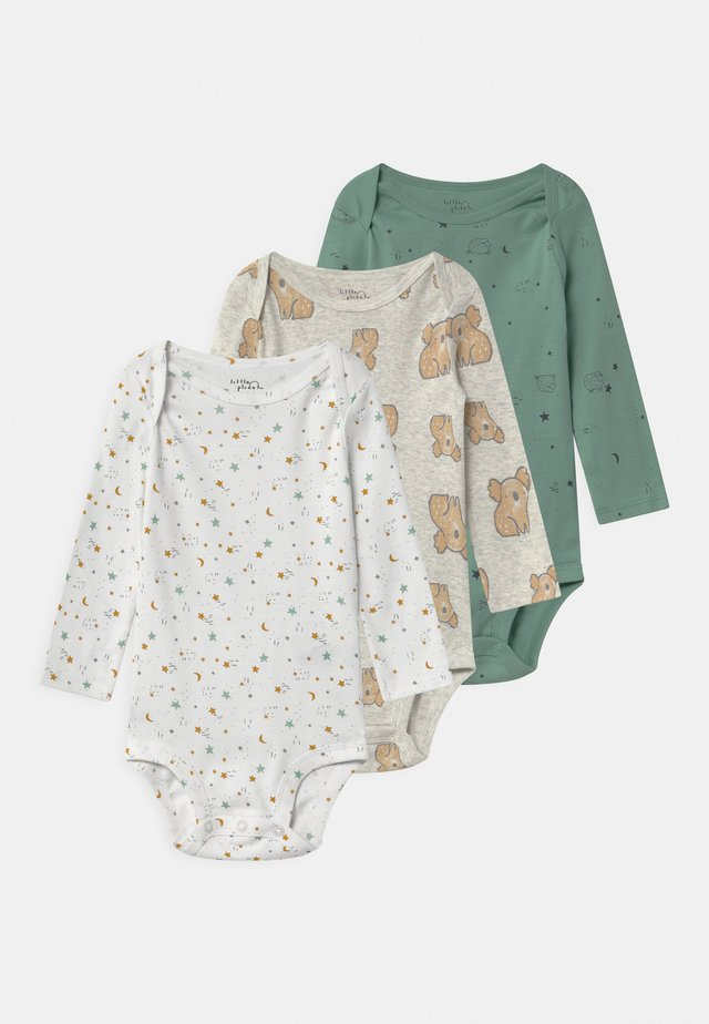 KOALA 3 PACK UNISEX - Body - multi-coloured/mint