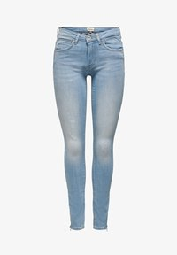 ONLY Tall - ONLKENDELL LIFE - Skinny džíny - light blue denim - 6