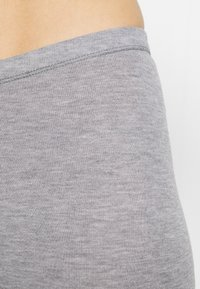 ODLO - BOTTOM LONG ACTIVE WARM ECO - Base layer - grey melange - 4